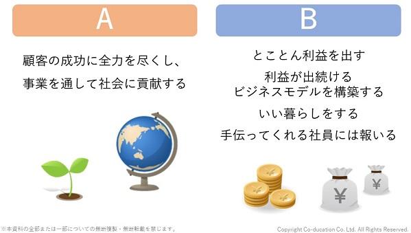 本物の経営理念・ビジョン_株式会社コーデュケーション